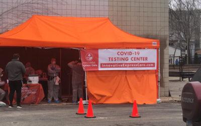 Chicago Opens the 1st Coronavirus Antibody Testing Facility
