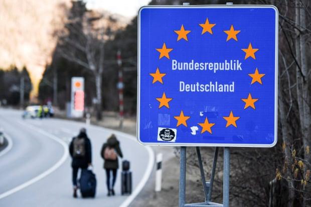 Alemania relajará los controles fronterizos