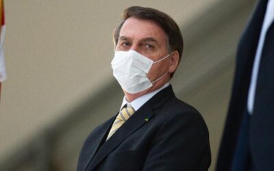 Brazil's President Bolsonaro is COVID-19 Positive After Ignoring the Virus for Months