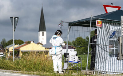 Large Farm Outbreak in Germany – COVID-19 Strikes Again