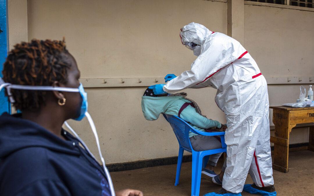 OMS: Muchas Muertes por COVID-19 en África Fueron Causadas por Otras Condiciones