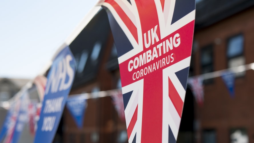 Coronavirus Cases in England Increased by 56% This Week